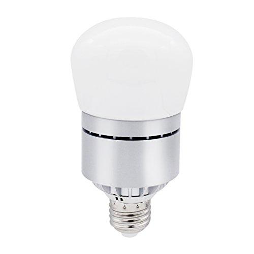 Binen LED Glühbirnen, Dämmerungssensor Leuchtet Birne- Intelligente Beleuchtung Lampe 12W E26 / E27 Sockel mit Auto On / Off Indoor Outdoor Security Licht für Veranda Garage Auffahrt Yard Pati