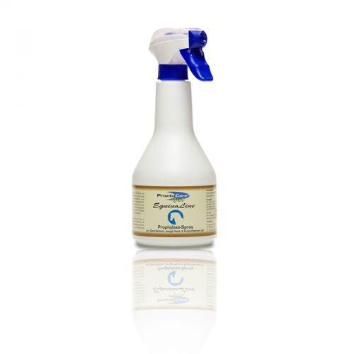 Equinoline Prophylaxe-Spray 500ml beugt Mauke & Stahlfäule bei Pferden optimal vor - Einfache Anwendung und hervorragende Verträglichkeit