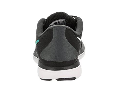 Nike Wmns Solarsoft Thong 2 Print, Infradito Donna BLACK/UNIVERCITY RED
