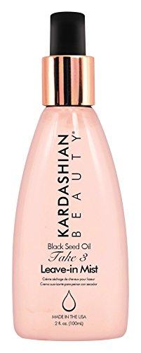 Kardashian Haarspülung Black Seed Oil Leave-In 100 ml, Preis/100 ml: 13.95 EUR