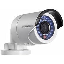 Hikvision Digital Technology DS-2CD2010F-I(4MM) IP security camera Bullet White security camera - Security Cameras (IP security camera, Bullet, White, IP67, 1280 x 960 pixels, H.264,M-JPEG)