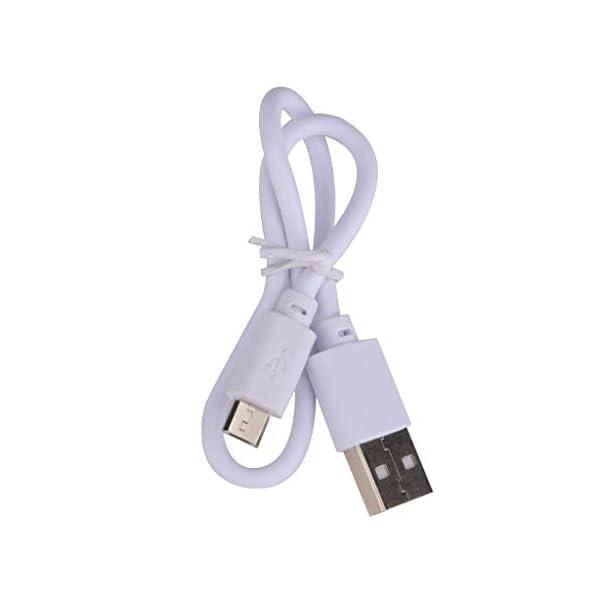99AMZ Limpiador de Poros Electrico Eliminador de Puntos Negros Control de temperatura Caliente y Fría con USB Carga para Eliminación de Espinillas y Acné con 4 Sondas Multifuncionales cabezas (Azul)