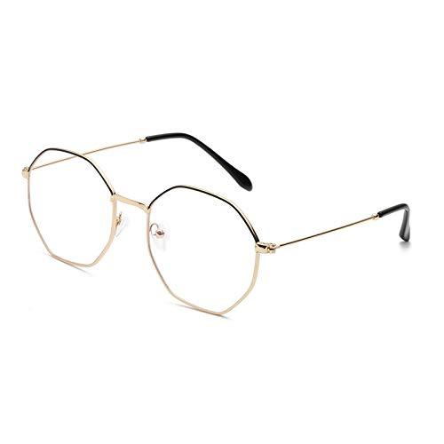 SWIMMM Premium-Al-Mg-Legierung Pilot polarisierte Sonnenbrille UV400, voll verspiegelte Federscharniere Sonnenbrille für Männer Frauen (Farbe : Colore)