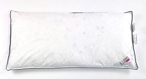 Feder/daunen Kopfkissen 3 zimmer kissen Meisterhome 80x80 cm. und 40x80cm (40 x 80)