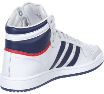 adidas Originals TOP TEN HI SLEE G14822 Damen Sneaker White/Navy/Red SR211gFHml