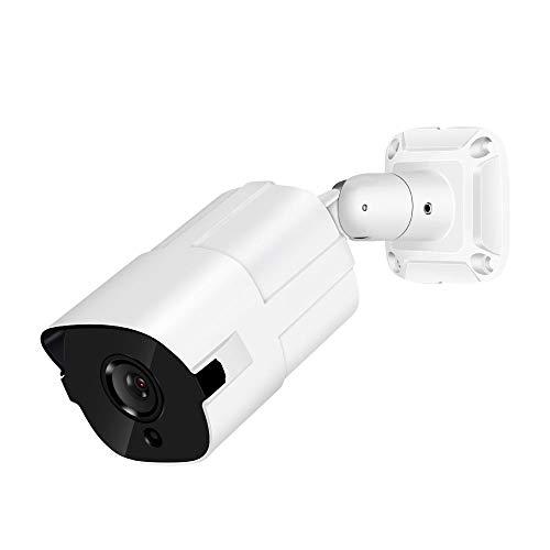 LZZ Überwachungskamera 1080P Kugelüberwachung WiFi IP-Kamera Home Closed Circuit TV-Kamerasystem mit Zwei-Wege-Audio WiFi 25 m Nachtsicht Bewegungserkennung Fernsicht - Perlen-mini-speicher