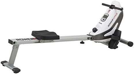 Toorx Ruderergometer Rower-Force weiß/anthrazit