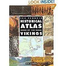The Penguin Historical Atlas of the Vikings (Hist Atlas) by John Haywood (1995-09-01)