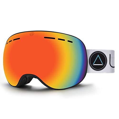 Uller Extreme Black Blizzard Mascaras de Esqui