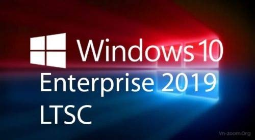Windows 10 Enterprise 2019 LTSC ESD Key Lifetime / Fattura / Consegna Immediata / Licenza Elettronica / Per 1 Dispositivo