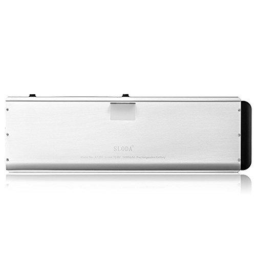 SLODA Laptop Ersatz Akku für Apple A1281 A1286 Macbook Pro 15