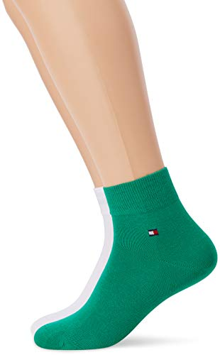 Tommy Hilfiger Herren TH MEN QUARTER 2P Sneakersocken 2 Paar