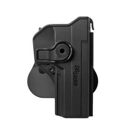 New Schwarz imi-z1060-Polymer Retention Roto Holster für SIG SAUER P250Full size (9mm/.40/357)-GRATIS BONUS-New Reisen Kit -