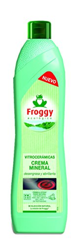 Froggy Ecológico - Crema Vitro Mineral 650 ml