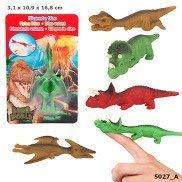 Top Model Dinosaurio Volante, Dino World (005027), Color (Multicolor) (DEPESCHE 1)