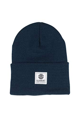 Element Herren Dusk II Beanie A Mütze Eclipse Navy M