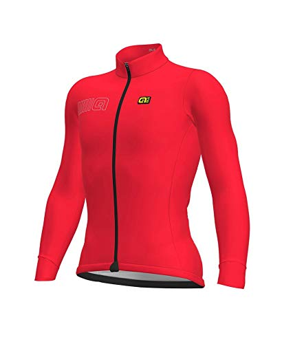 Alé Solid Block Maillot, Mann, Rot, 170 / 179