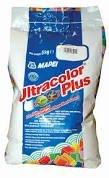 """""""Ultracolor Plus silbergrau"""" Flexfuge schnell, für Fugen von 2 bis 20 mm (1 Beutel 5 kg silbergrau)"""