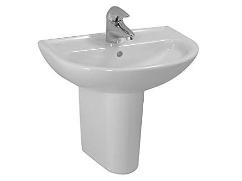 Laufen - bassin Pro B de la main dans des dimensions 45cm et 50cm - blanc; 50