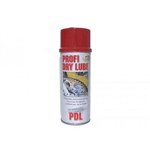 Dry Lube (Profi Dry Lube Kettenspray 400ml trockene Kettenschmierung)