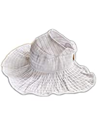 Amazon.it  A Primavera - Bianco   Cappelli e cappellini   Accessori ... 0035b6de5ca7