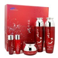 Korean Cosmetics_Daandanbit Premium Red Ginseng 3pc Gift Set