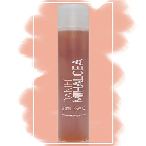 Arganöl Shampoo vegan natur 250ml tägliche Haarpflege - für jeden Haartyp geeignet - ohne Sulfat und Silikon