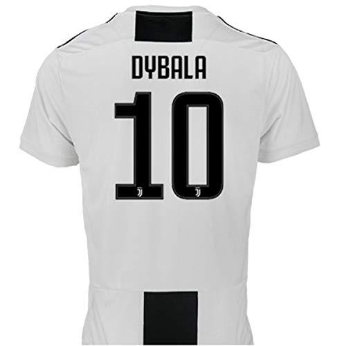 c97eada1d Soccer Football T-Shirt PAULO DYBALA 10 Juventus HOME Season 2018-2019  Official REPLICA
