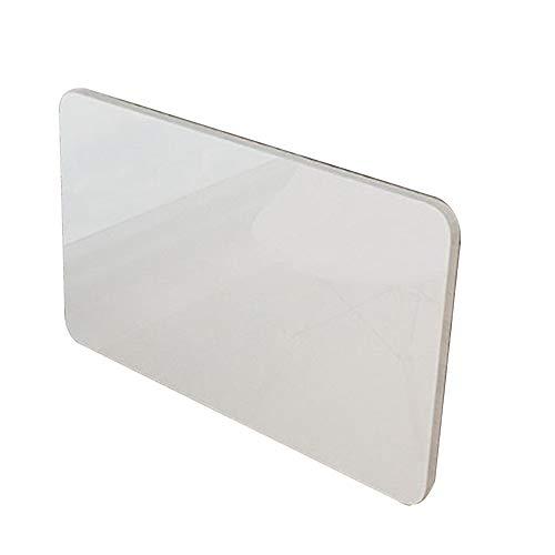 Ändern Sich die Schuhe HockerZHANGQIANG Wandklappbarer Tisch aus Holz Faltbarer Schreibtisch Wandtisch Esstisch Computertisch Schreibtisch Weiß platzsparend (Color : White, Size : 50 * 50)