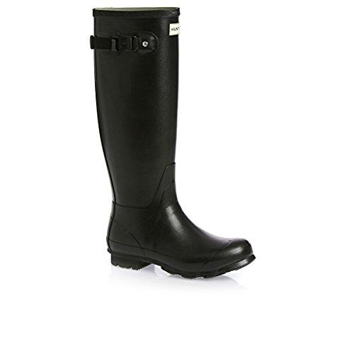Hunter Norris Field Ladies Boot Black