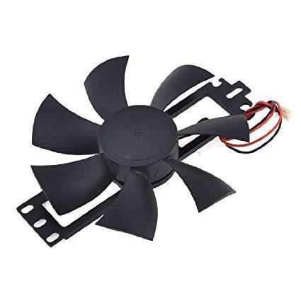 ANAV Cooling Fan for Induction Cook Top (Black, 18V DC)