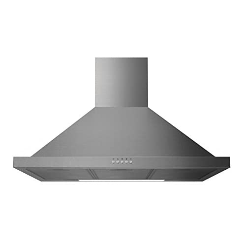 31sxQ8U7drL. SS500  - Igenix Chimney Cooker Hood Extractor - 60 cm, Stainless Steel