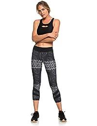 Roxy Explosive Feeling - Legging de Sport 3 4 pour Femme ERJWP03023 5f8b0045680