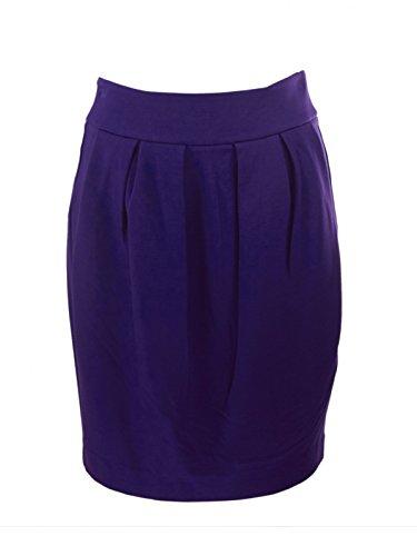 hoss-intropia-falda-falda-tubo-basico-para-mujer-tinten-blau-36