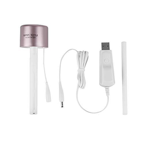feuchter, Cowboy Cap USB Tragbarer Luftbefeuchter, Mini Cool Mist Luftbefeuchter Aromatherapie für Schlafzimmer Home Office Auto Reise (pink) ()