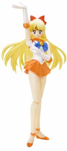 Bandai Tamashii Nations S.H.Figuarts Sailor Venus Sailor Moon Action Figure