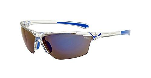 Cébé Cinetik - Gafas de sol deportivas, color azul