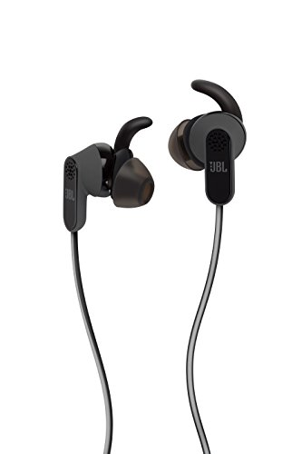 JBL Reflect Aware - Auriculares In-ear (Apple Lightning, 10kHz - 22kHz, micrófono) color negro
