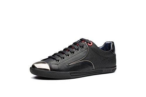 OPP Chaussures de Ville à Lacets Oxford Homme