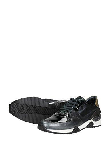 Mjus  689103-010, Sneakers basses femmes Bleu - Blau (Jeans+British+Cosmo+British+Ferro+Oro)