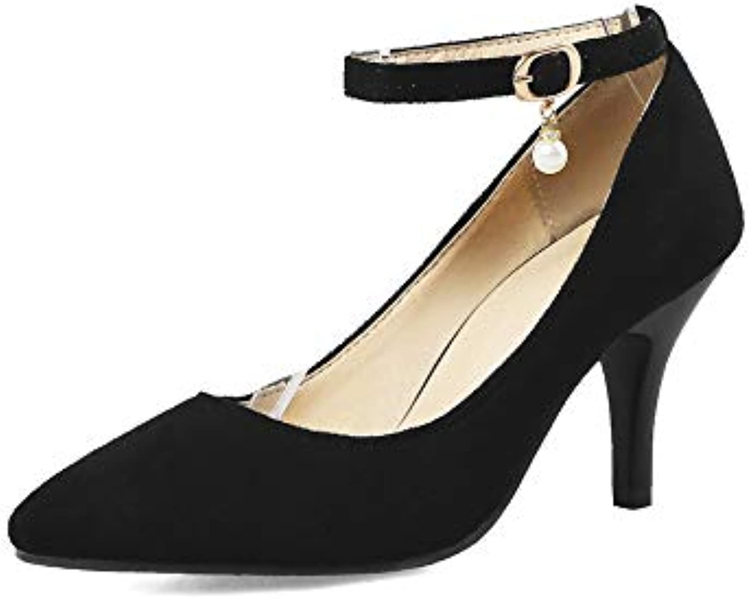 Wouomo Wouomo Wouomo Stiletto High Heels Pointed Toe Shallow Mouth scarpe | In Linea Outlet Store  | Gentiluomo/Signora Scarpa  c29d0d