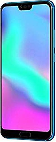 Honor 10 Smartphone, 4G LTE, 64GB di memoria, 4GB RAM, Kirin 970 octa-core con GPU Turbo, Display 5.8' FHD+, Doppia Fotocamera 24+16MP, Blu [Italia]