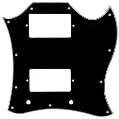 Battipenna pickguard gibson sg custom style boston sm3-b