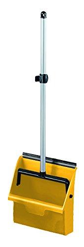 TTS 00005610Palette Clip Polypropylen/Aluminium Tür handle-handle gelb