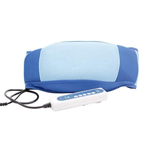 Awis cintura addominale vibrante portatile, cintura vibrante dimagrante elettrica, promuovere la brucia grassi e effetto sauna