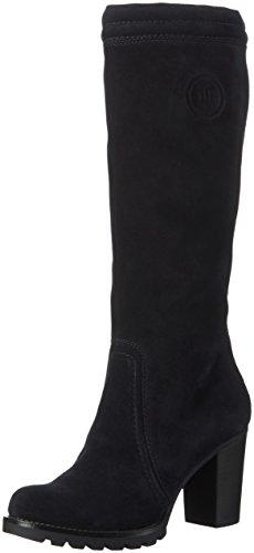 Tommy Hilfiger - I1285sabella 12b, Stivali alti con imbottitura leggera Donna Blu (Blu (MIDNIGHT 403))