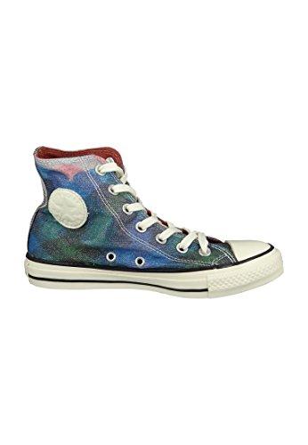 Converse Chuck Taylor All Star High Missoni Sneaker Damen Multi/Auburn/Egret