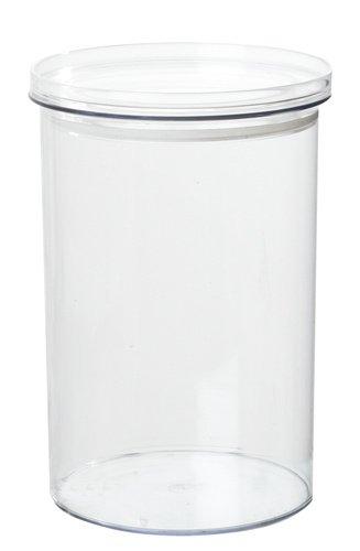 Plast Team 53200160 Stockholm Food Canister 2,6 L, Dose klar/Deckel klar -