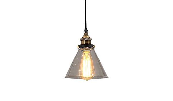 Plafoniere Industriali Diametro 30 : Lightoray lampadario moderno plafoniere diametro 25cm forma conica