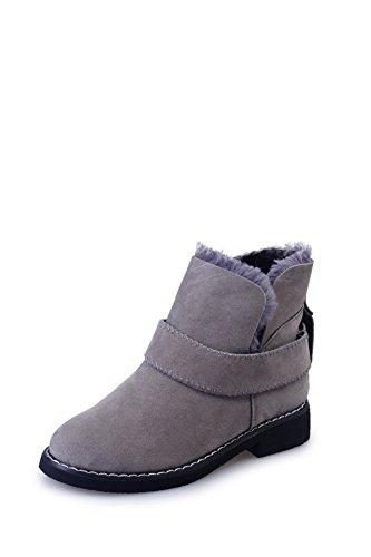 Boots Big Winter Yards Snow Gray Martin 574R4WO